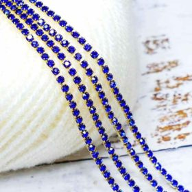 Stone Chain Royal Blue - Small