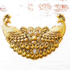 Antique Gold Pendant 44