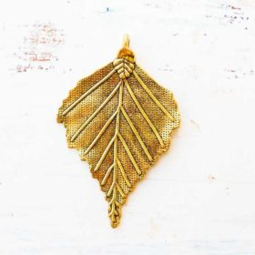 Antique Gold Pendant 45