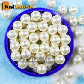 Pearl Beads - Round Shape - 10mm