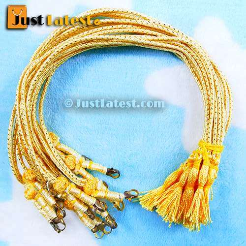 Necklace Backrope With hook