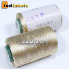 Double Bell Silk Thread 118
