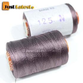 Double Bell Silk Thread 125N