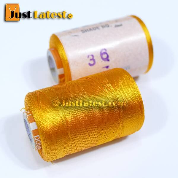 Double Bell Silk Thread 36