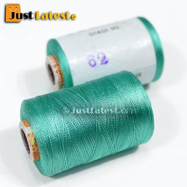 Double Bell Silk Thread 62