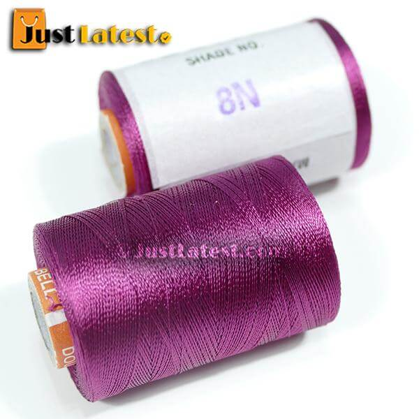 Double Bell Silk Thread 8N