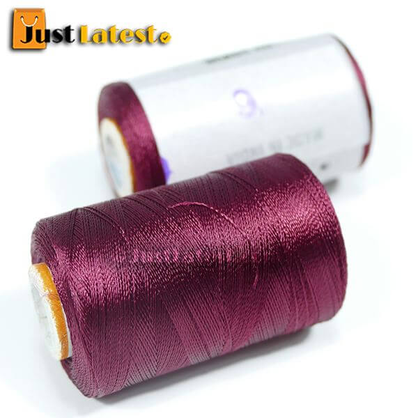 Double Bell Silk Thread 9